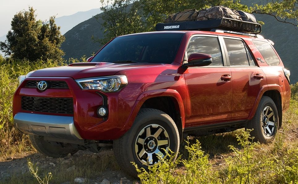 2018 Toyota 4Runner For Sale Near Milpitas, CA