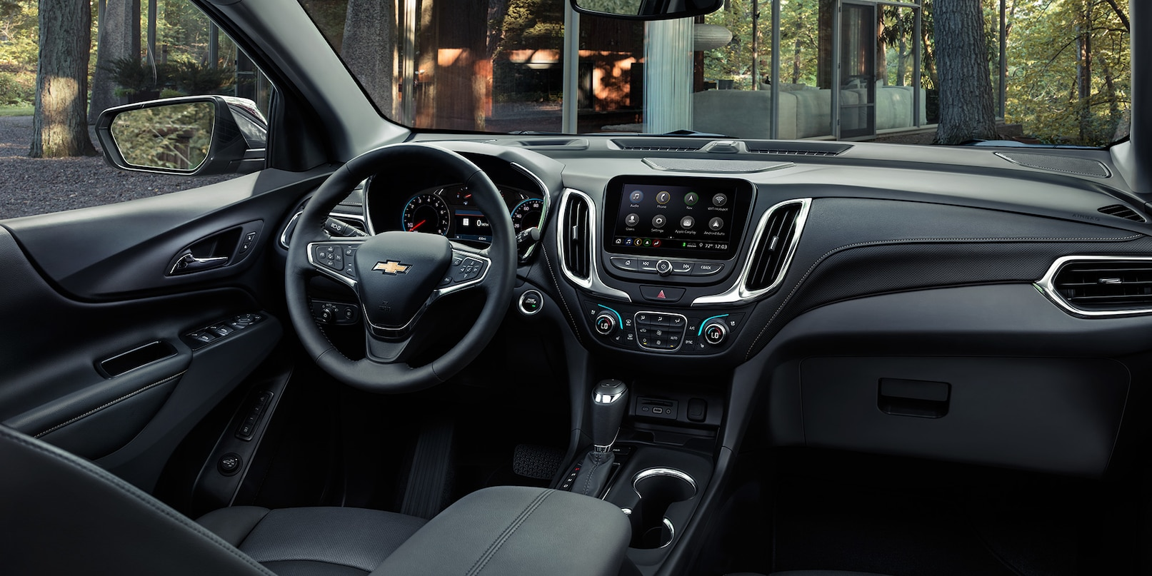 Get Comfortable in the 2019 Chevy Equinox