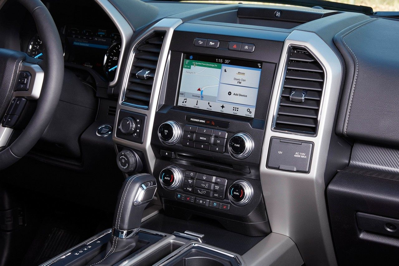 Innovative Technology in the 2018 F-150