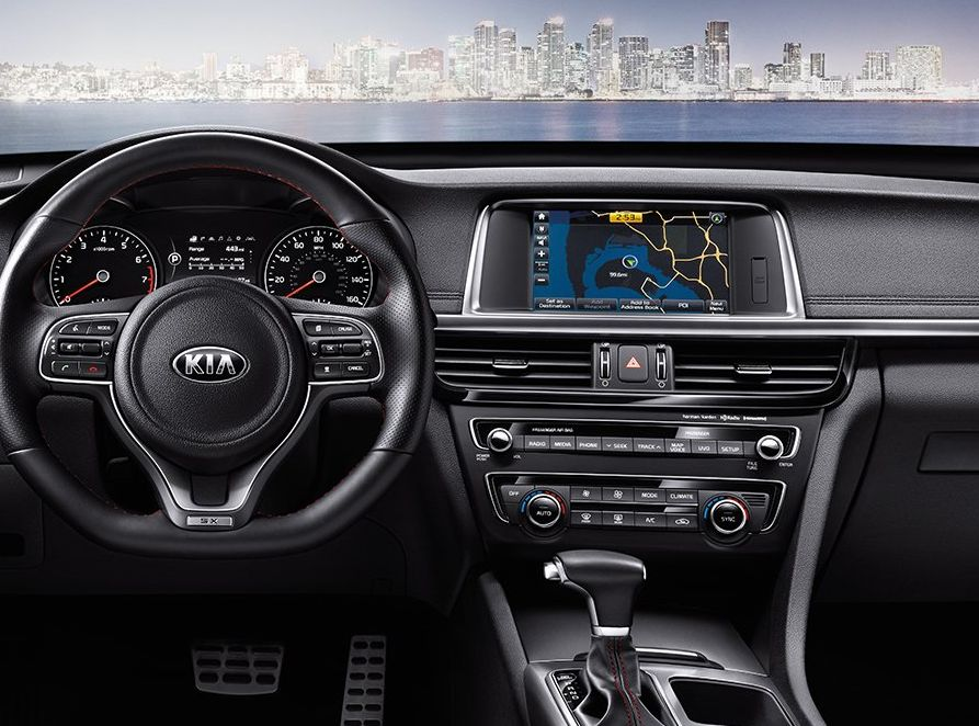 Grip the Wheel of the Optima and Get Driving!