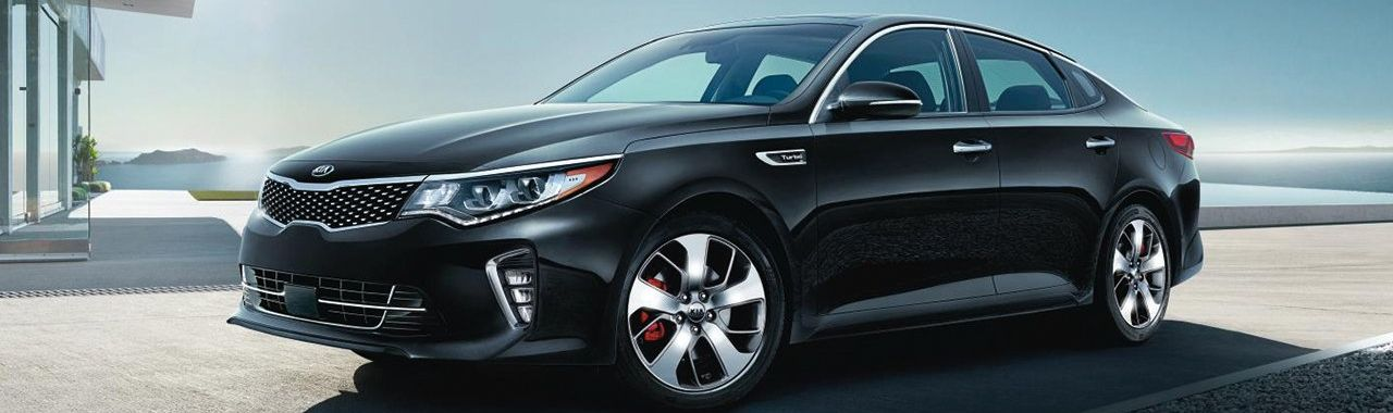 2018 Kia Optima Leasing in San Antonio, TX