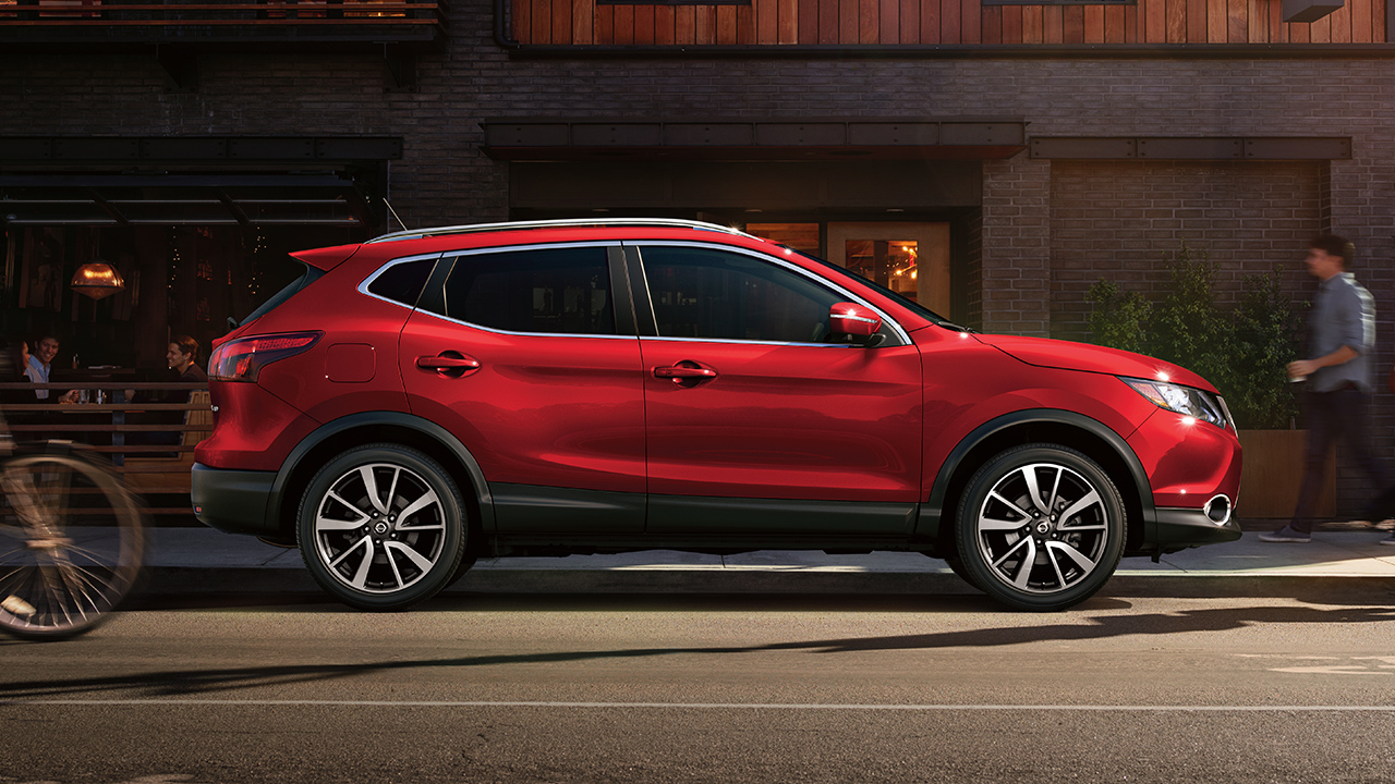 2018 Nissan Rogue Sport Leasing in Chicago, IL