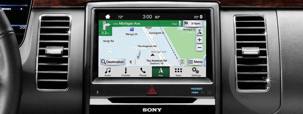 Flex Navigation