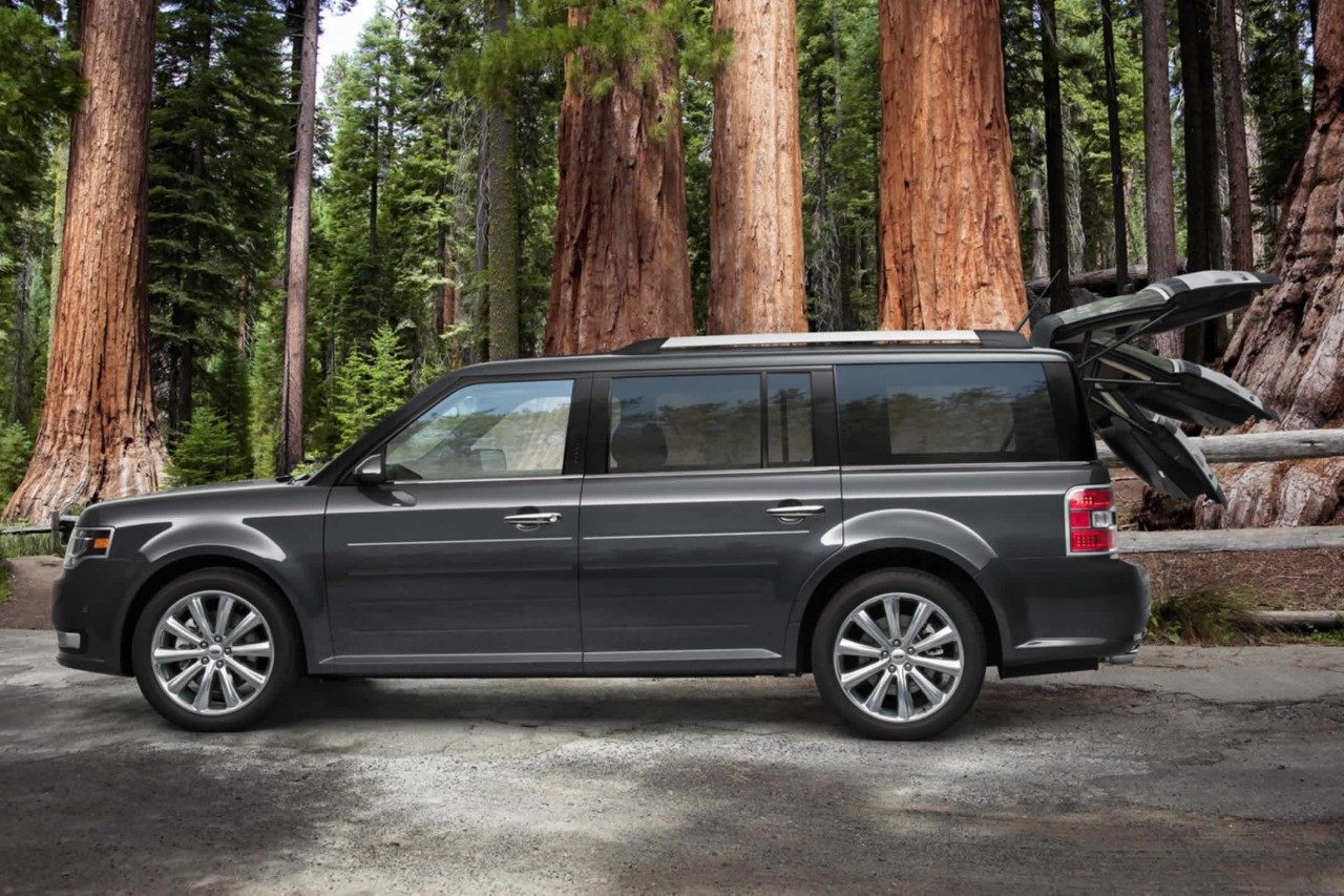 2019 Ford Flex Financing near Rockwall, TX