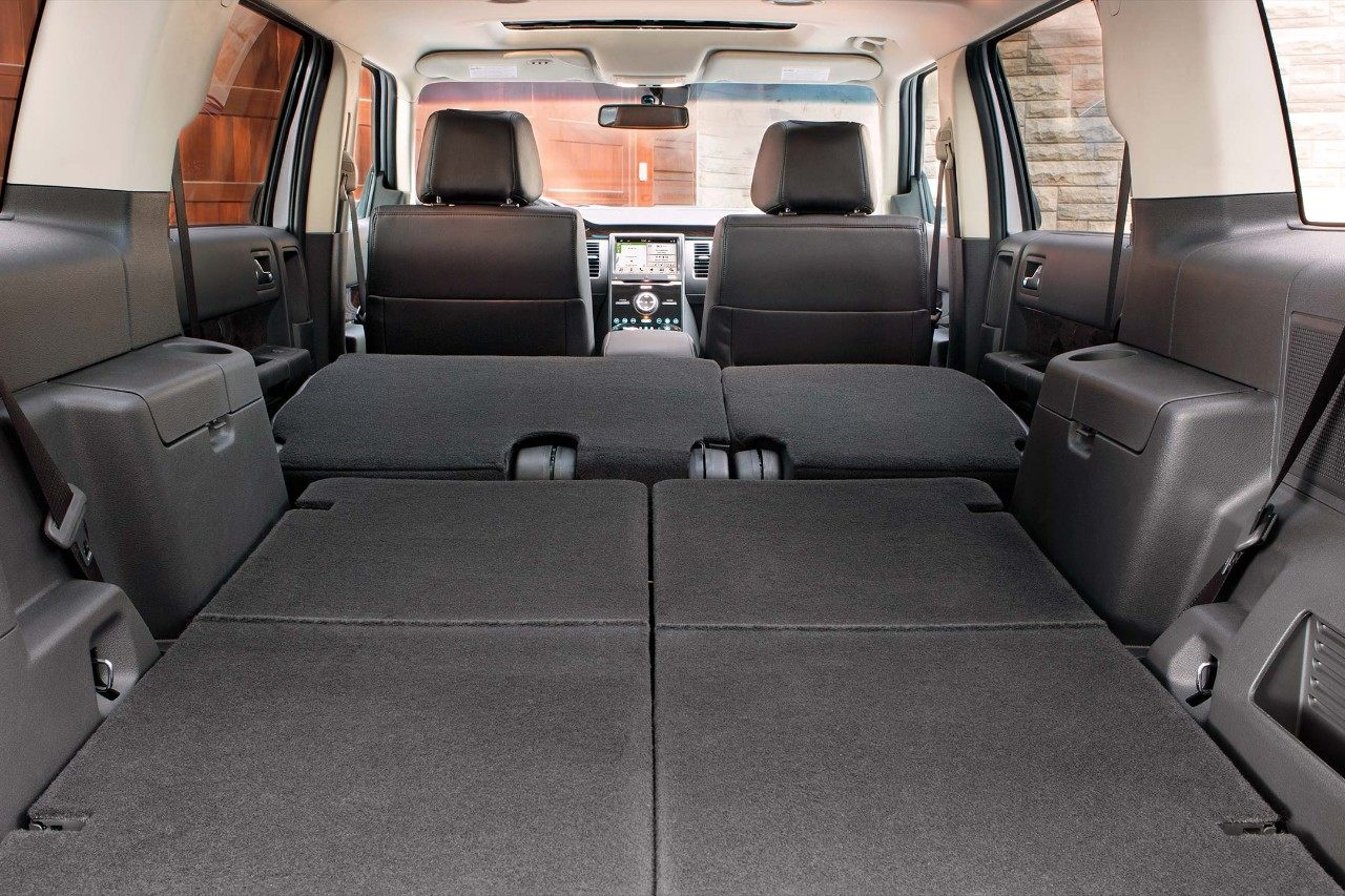 Cargo Space in the Flex