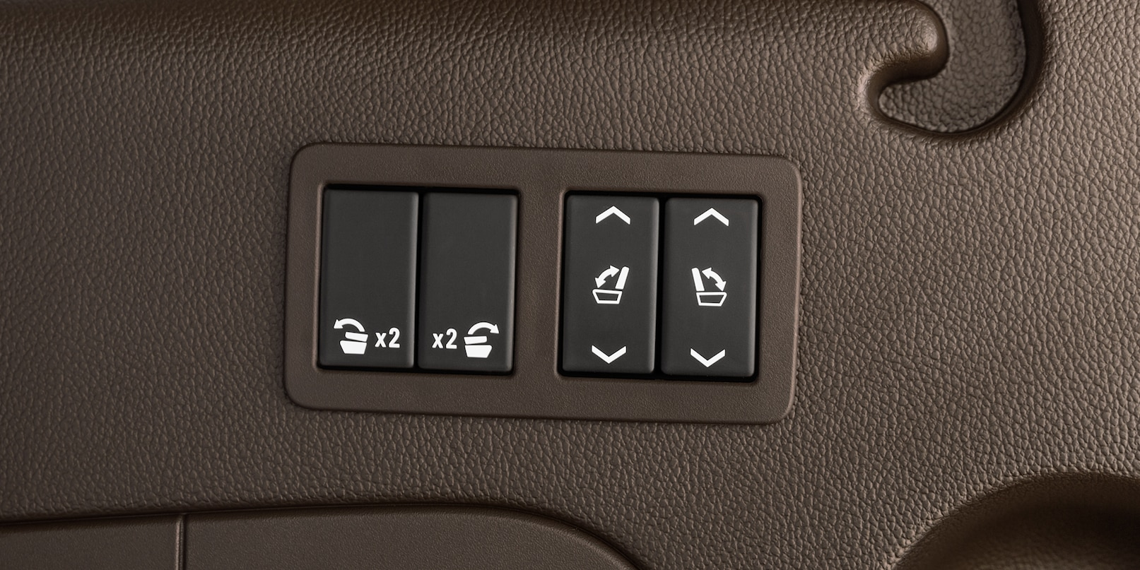 Accommodating Features in the 2018 Suburban