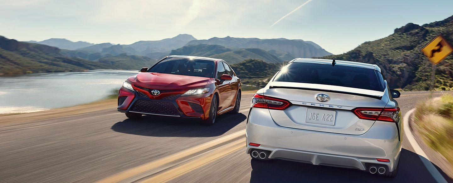 Drive Home in a Fantastic Toyota Today!
