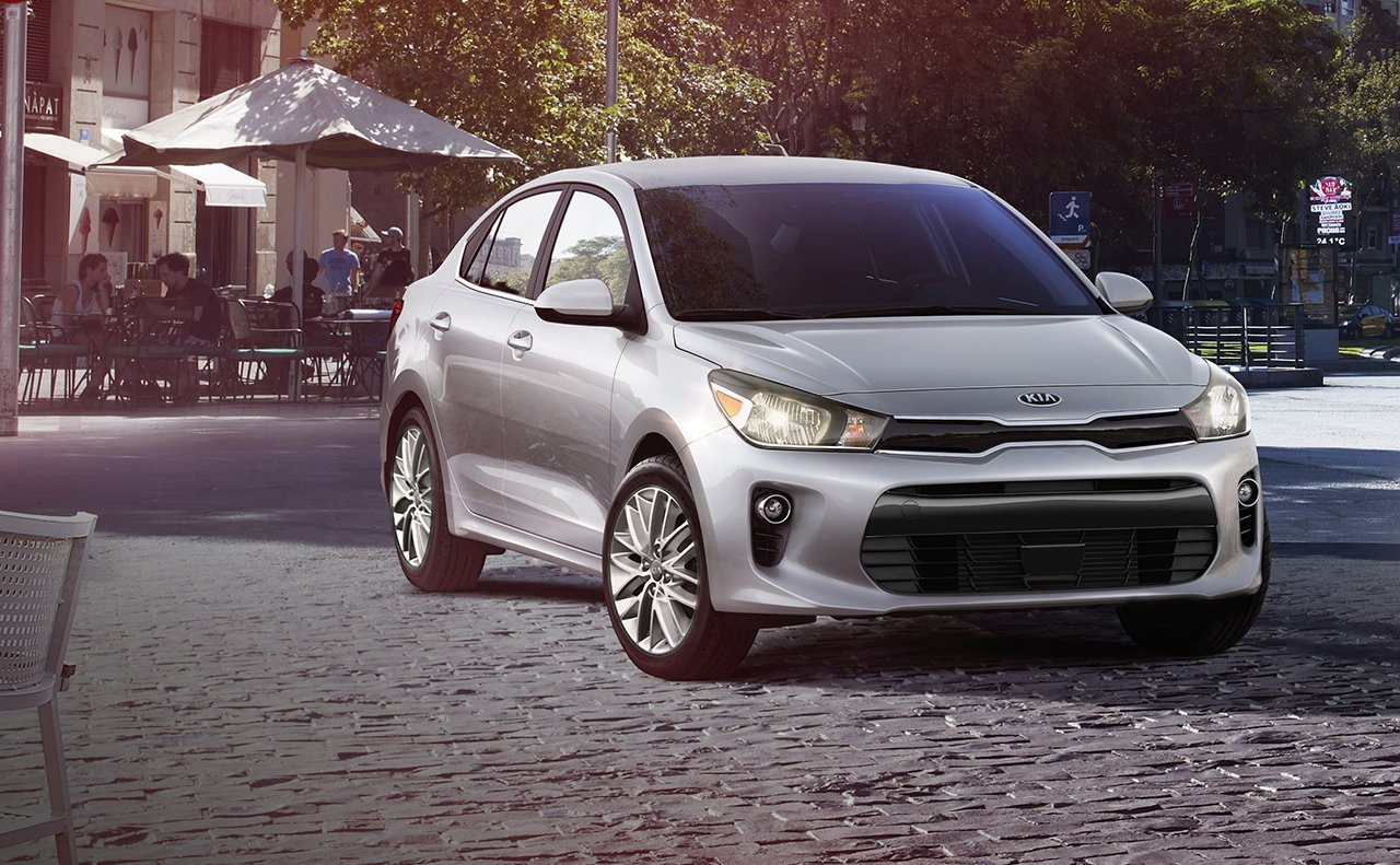 2018 Kia Rio Leasing in Oklahoma City, OK