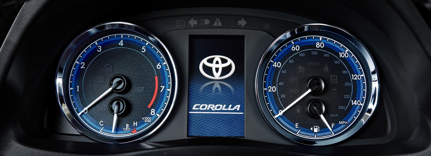 Enjoy the Thrill of the Corolla!
