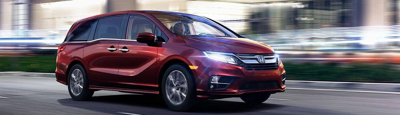 2019 Honda Odyssey Leasing near Roseville, CA