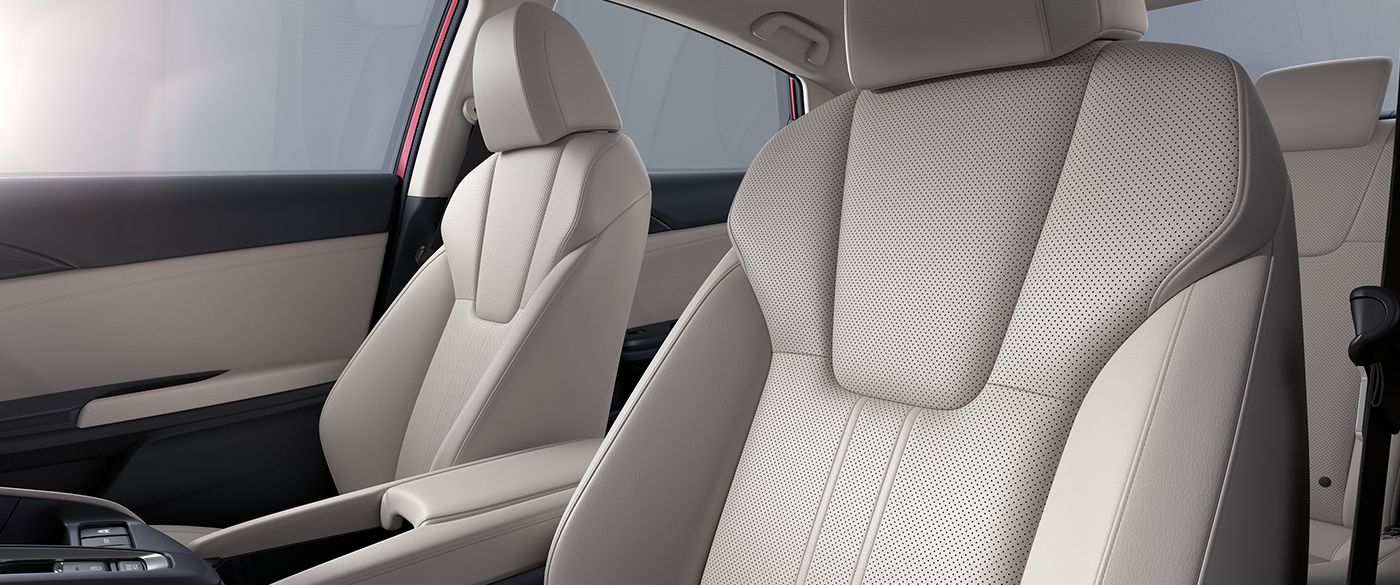 Luxurious Seating in the 2019 Insight