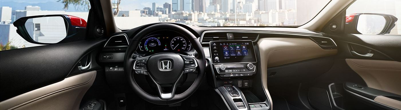 Exciting Interior of the Honda Insight