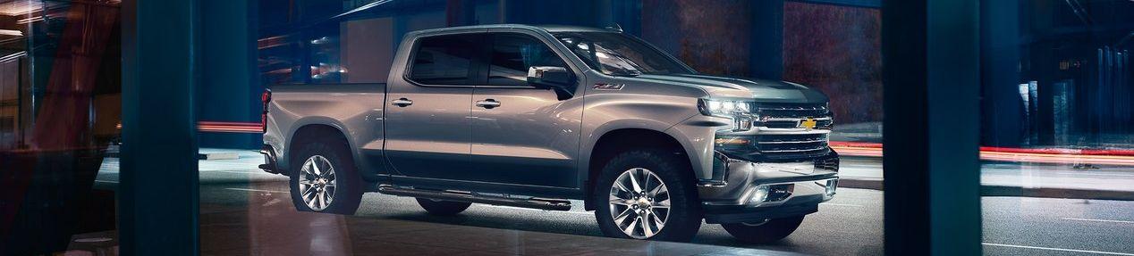 2019 Chevrolet Silverado 1500 for Sale in Clinton Township, MI