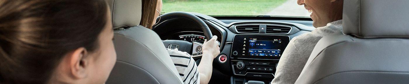 2018 Honda CR-V Center Console