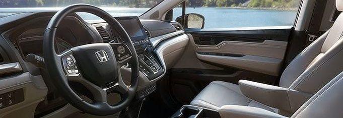 2018 Honda Odyssey Center Console