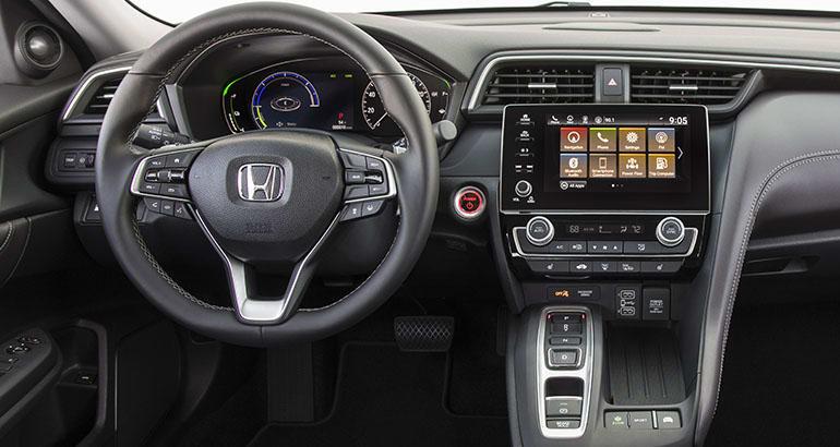 Image result for honda insight 2018 interior