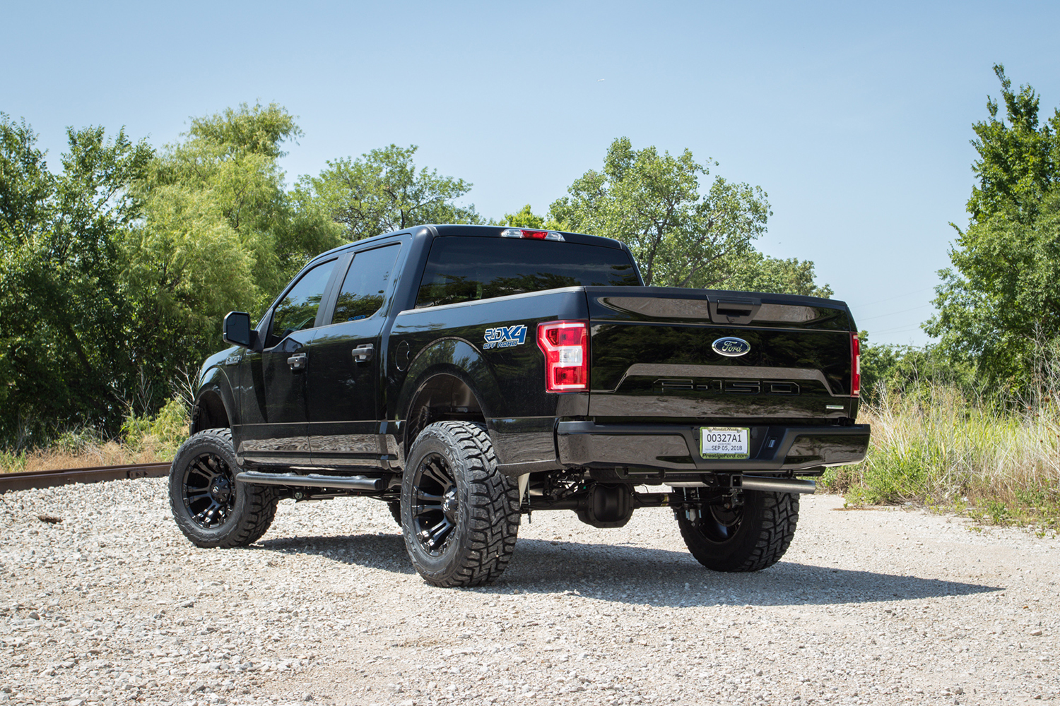 Pro comp lift on a 2018 ford f 150 installed low price in dallas texas