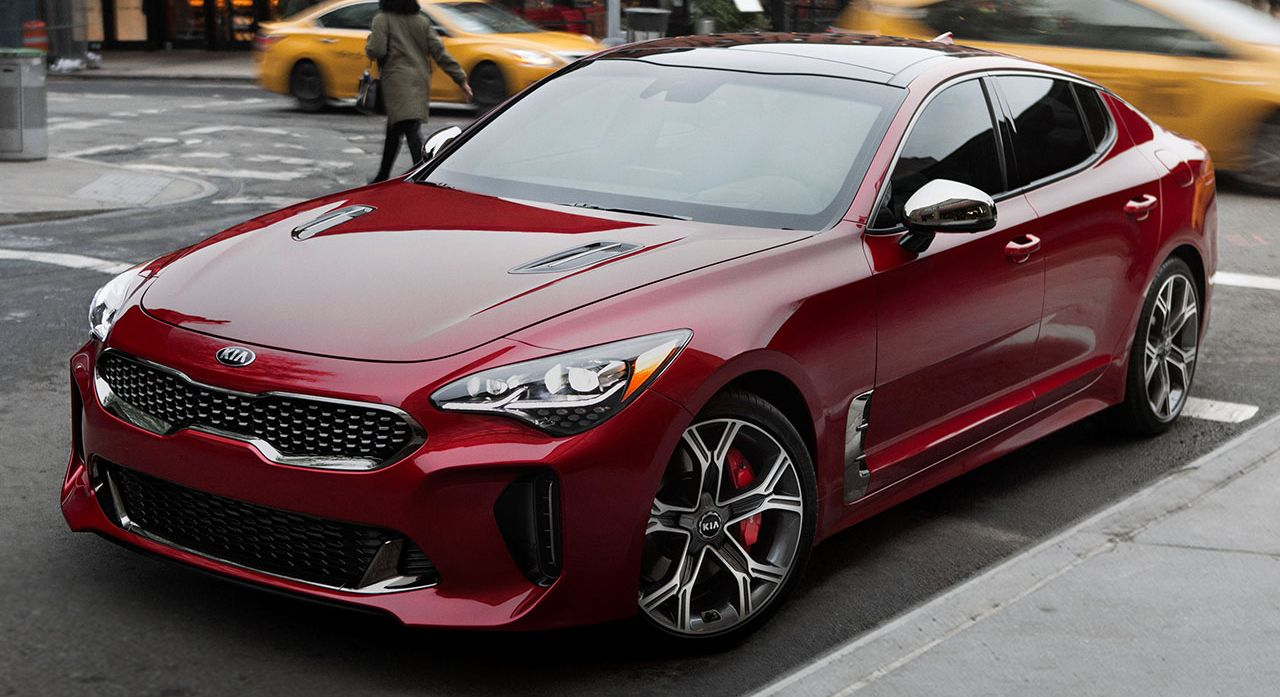 2018 Kia Stinger Leasing in Omaha, NE