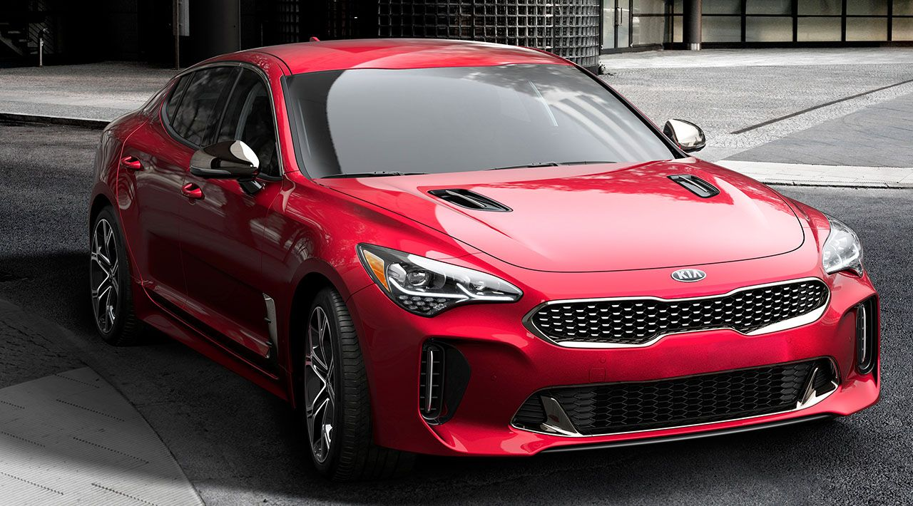 2018 Kia Stinger for Sale near Lincoln, NE