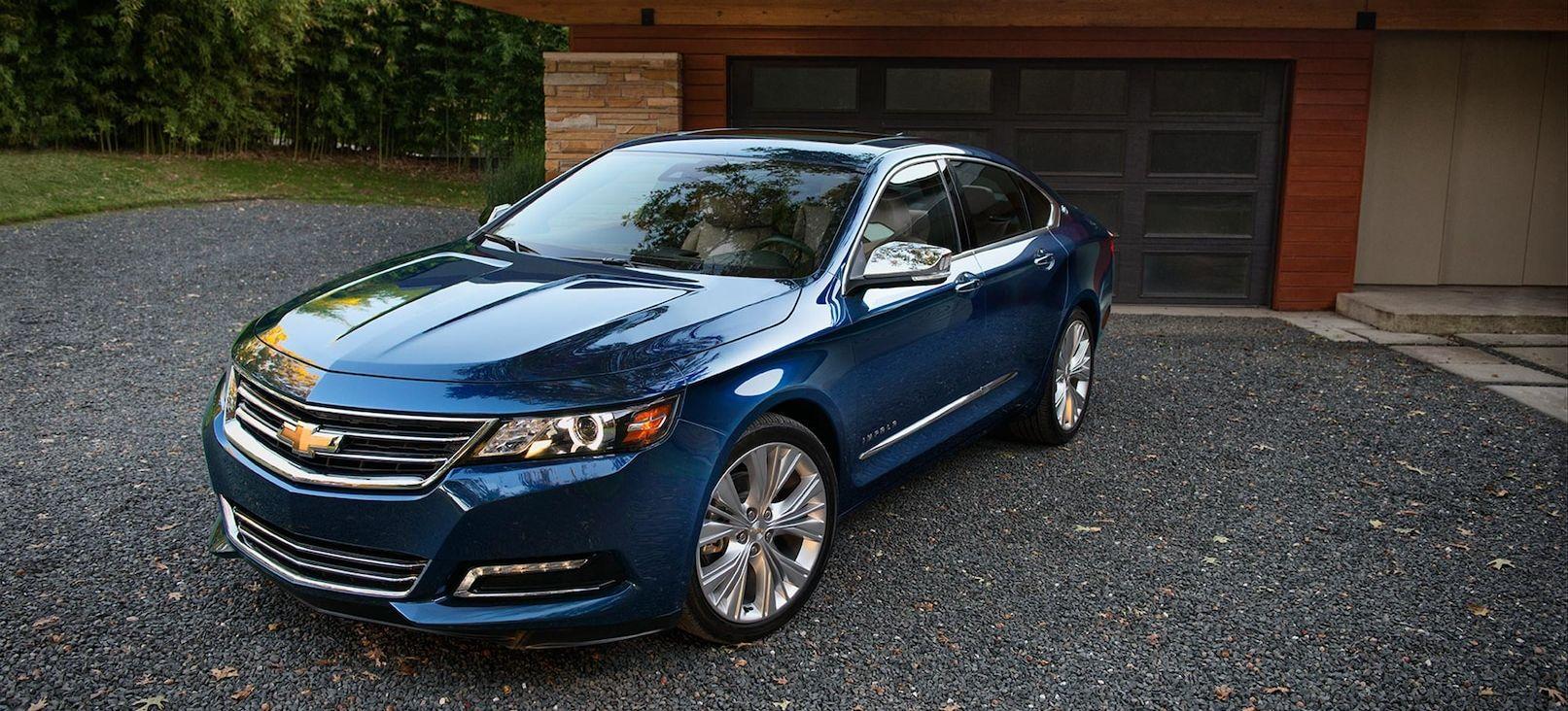 2018 Chevrolet Impala Leasing near Manassas, VA