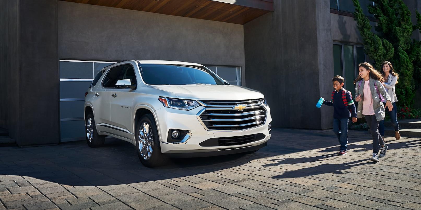2019 Chevrolet Traverse Leasing near Fairfax, VA