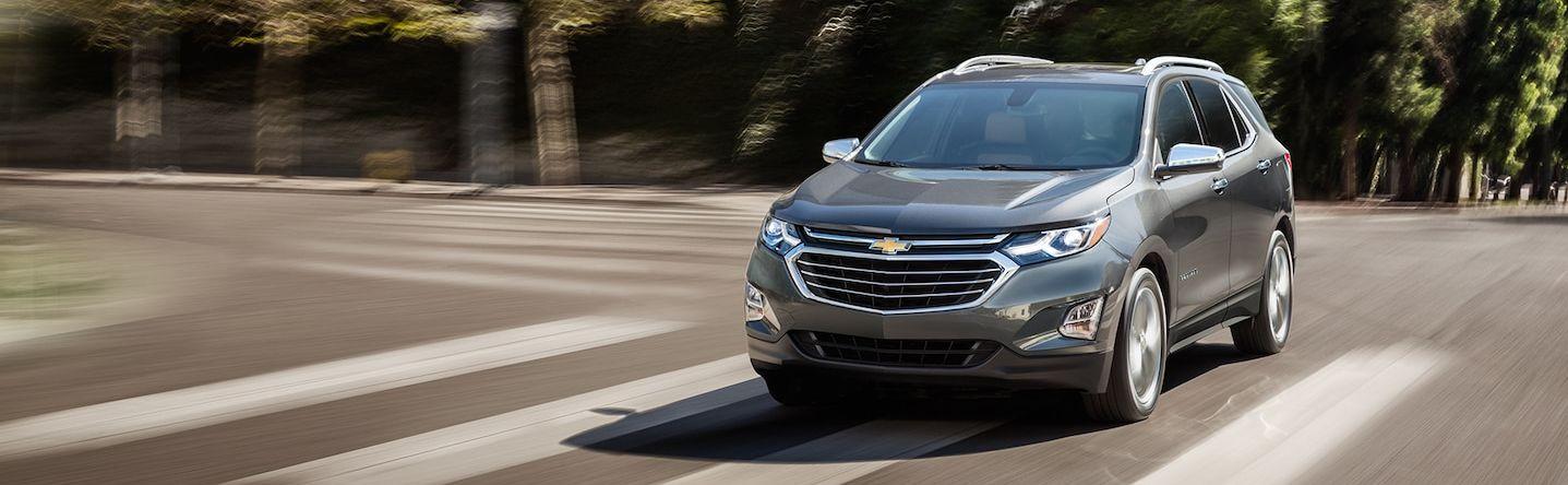 2018 Chevrolet Equinox Financing near Chelsea, MI - Art Moehn Auto Group