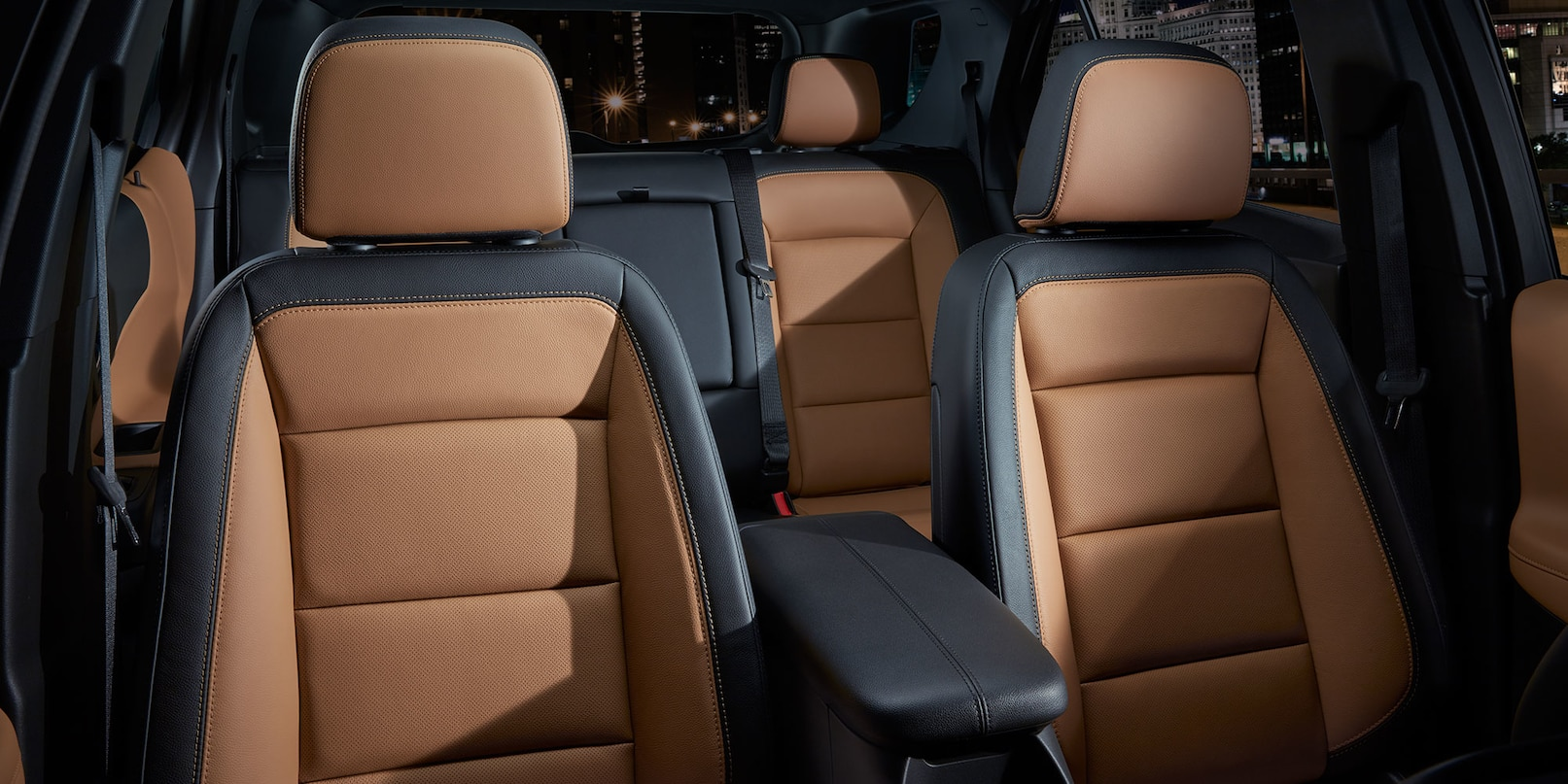 Luxurious Seating in the 2018 Equinox