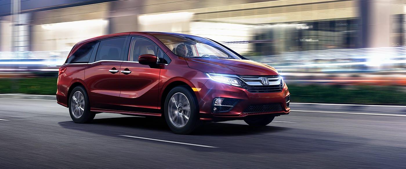 2019 Honda Odyssey Safety Features near Washington, DC