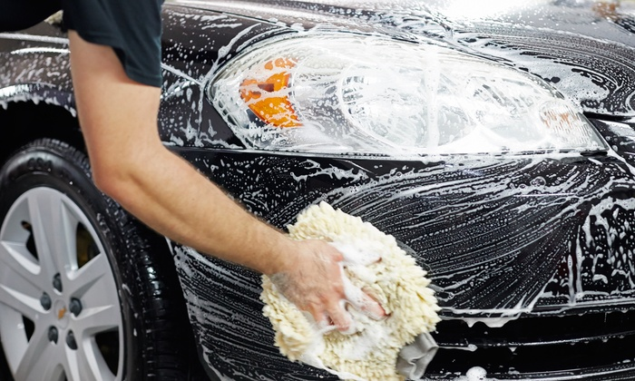 Free Car Wash With Your Service!
