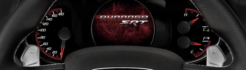 2018 Dodge Durango Steering Wheel