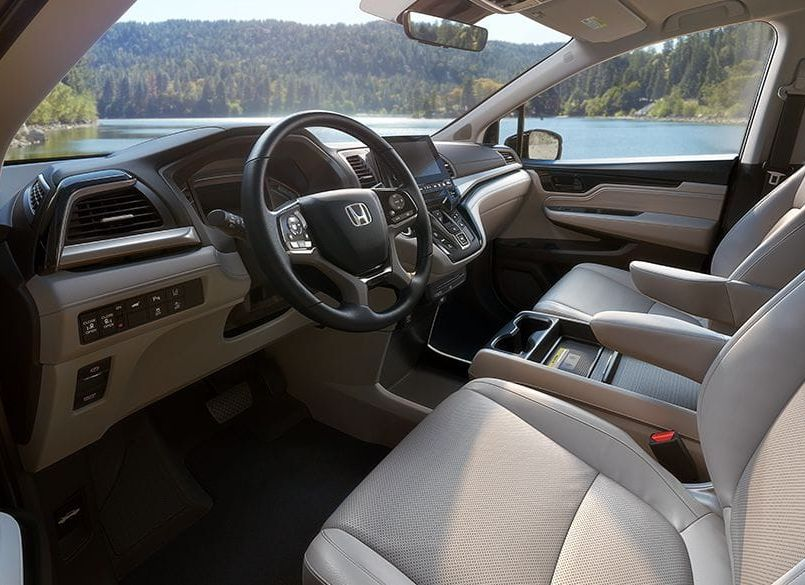 Enjoy the Scenic Route in the 2019 Odyssey