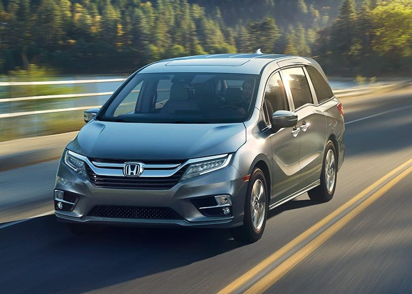 2019 Honda Odyssey for Sale near Citrus Heights, CA