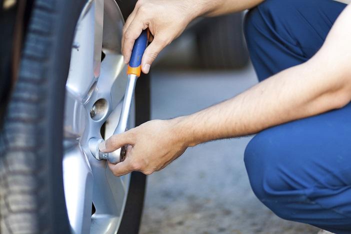 Tire Rotation Service near Merriville, INll