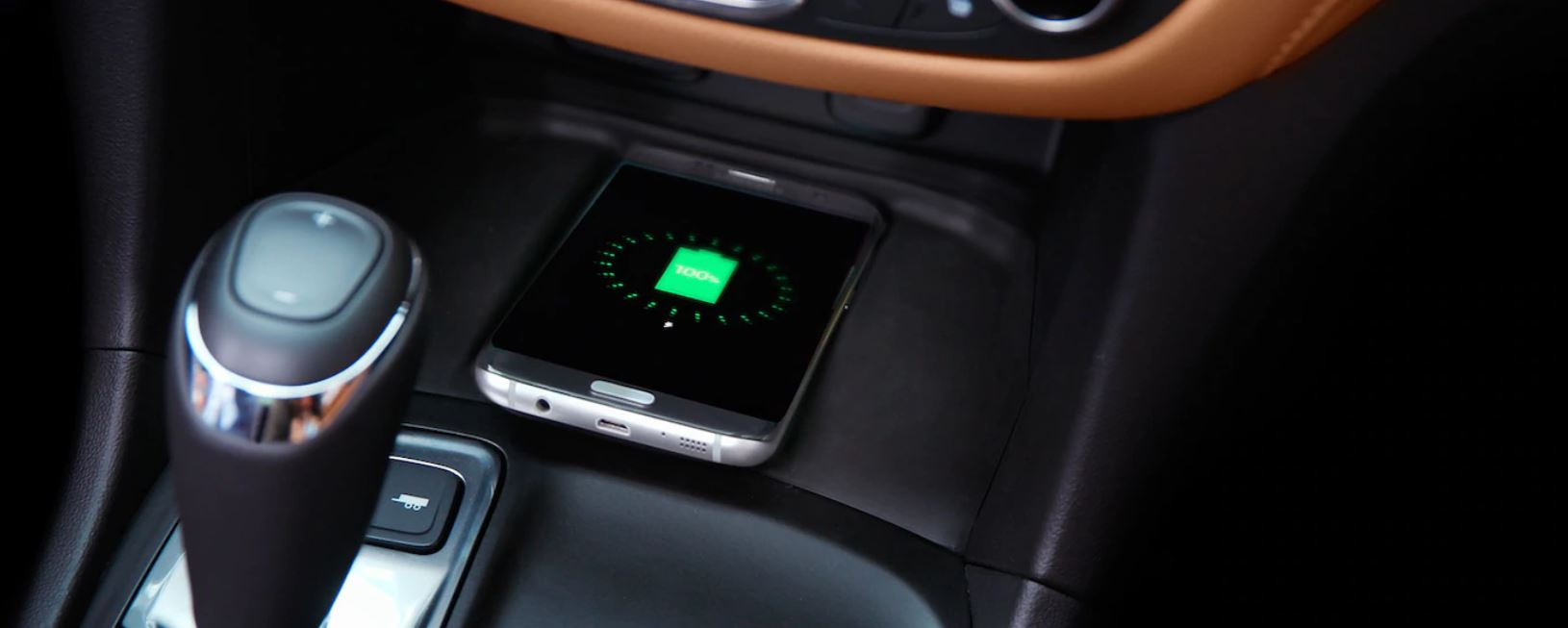 2018 Chevrolet Equinox Wireless Charging