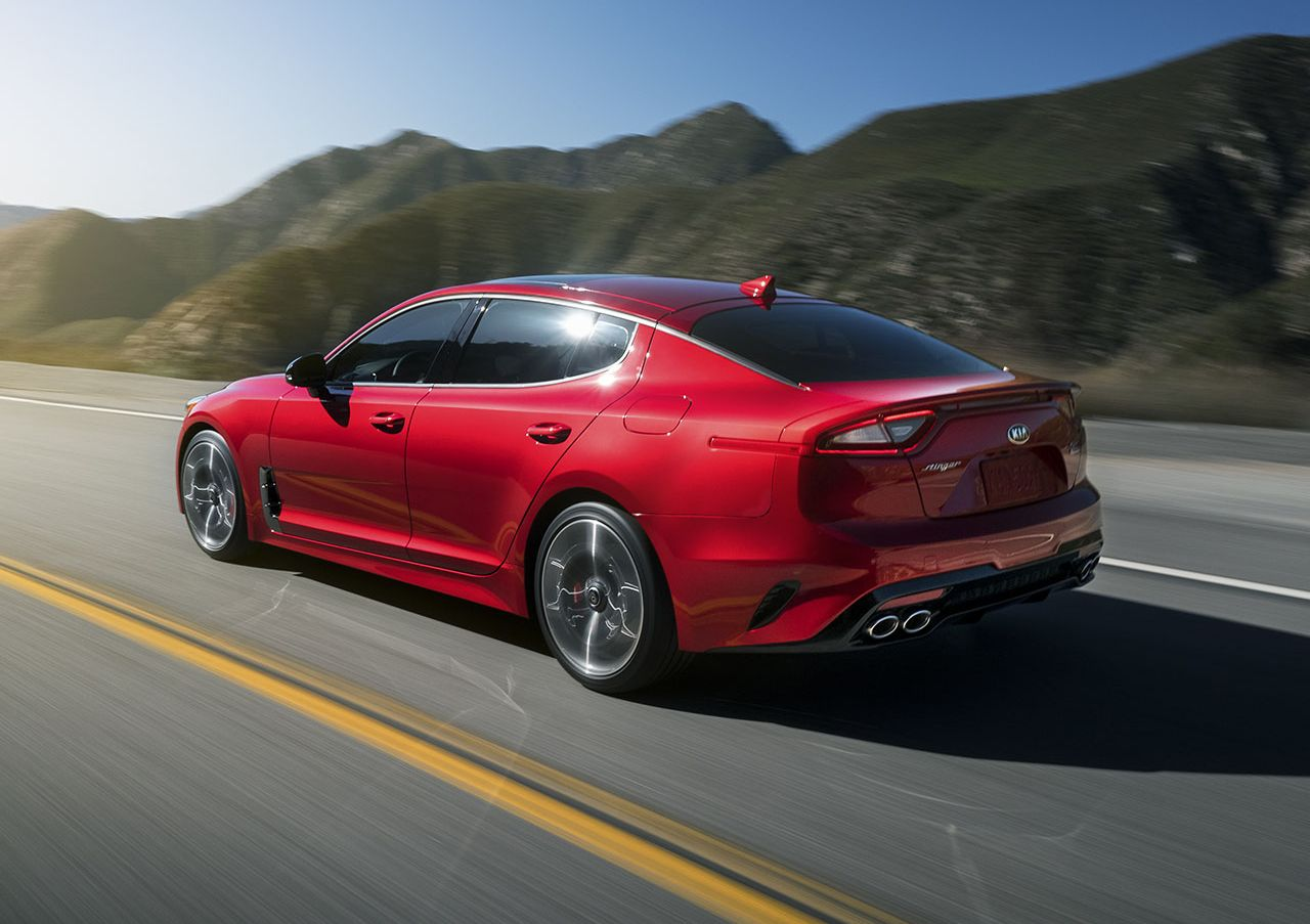 2018 Kia Stinger for Sale in Huntington, NY