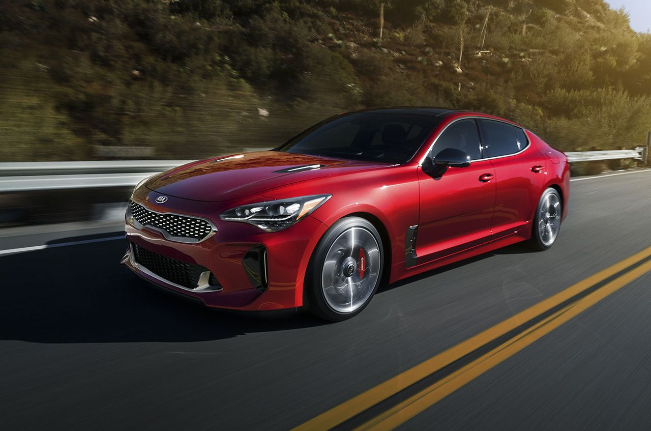 2018 Kia Stinger Financing in Huntington, NY