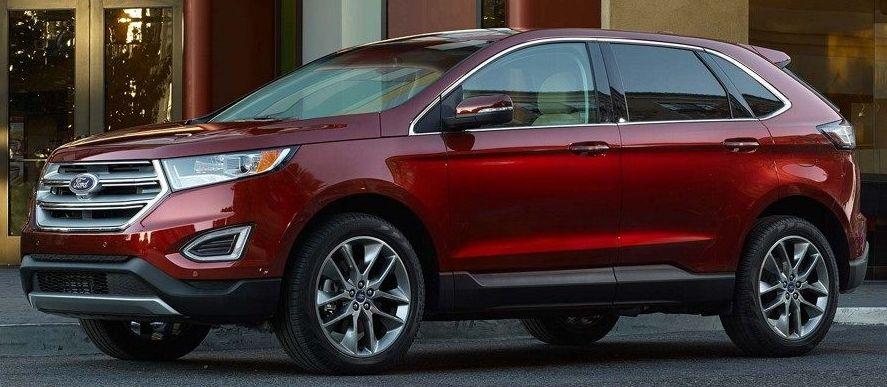 Ford Edge Leasing Near Mesquite Tx
