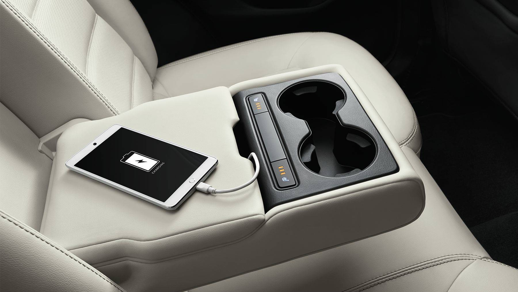 Charge Your Phone in the 2018 Mazda CX-5!