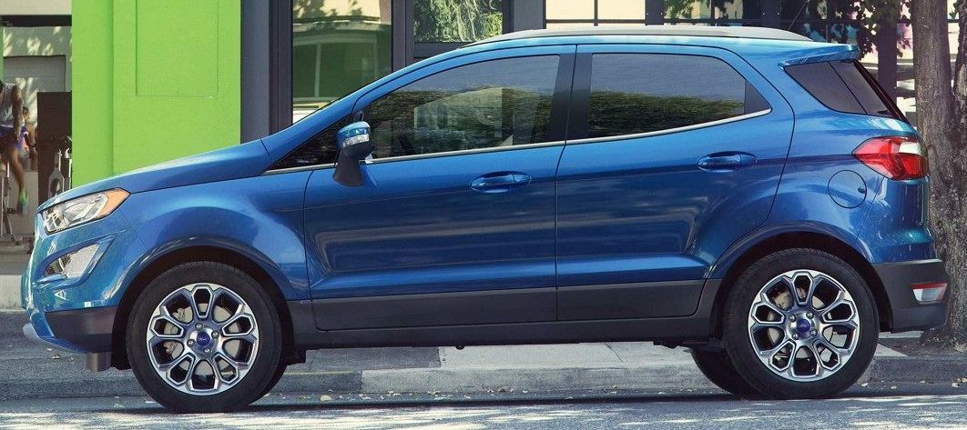 2018 Ford EcoSport for Sale near Mesquite, TX