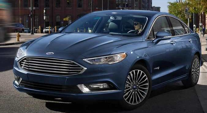 2018 Ford Fusion for Sale near Richardson, TX