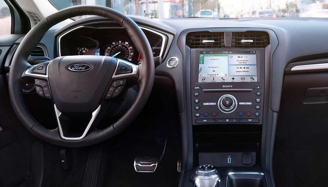 Interior of the Fusion
