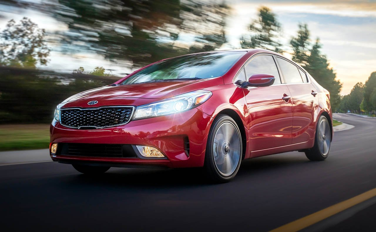 2018 Kia Forte Leasing in Huntington, NY