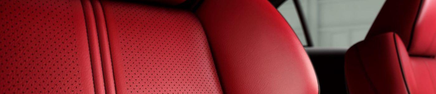 2019 Acura TLX Red Interior