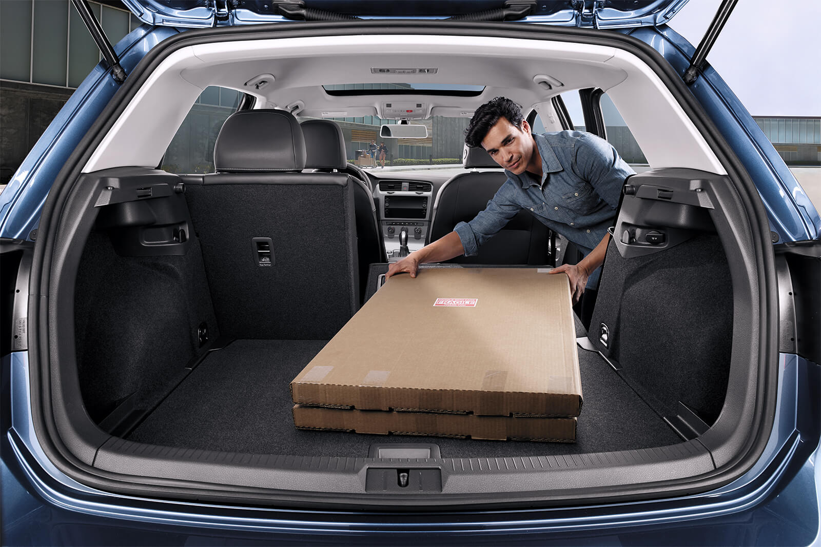 Cargo Options in the Golf