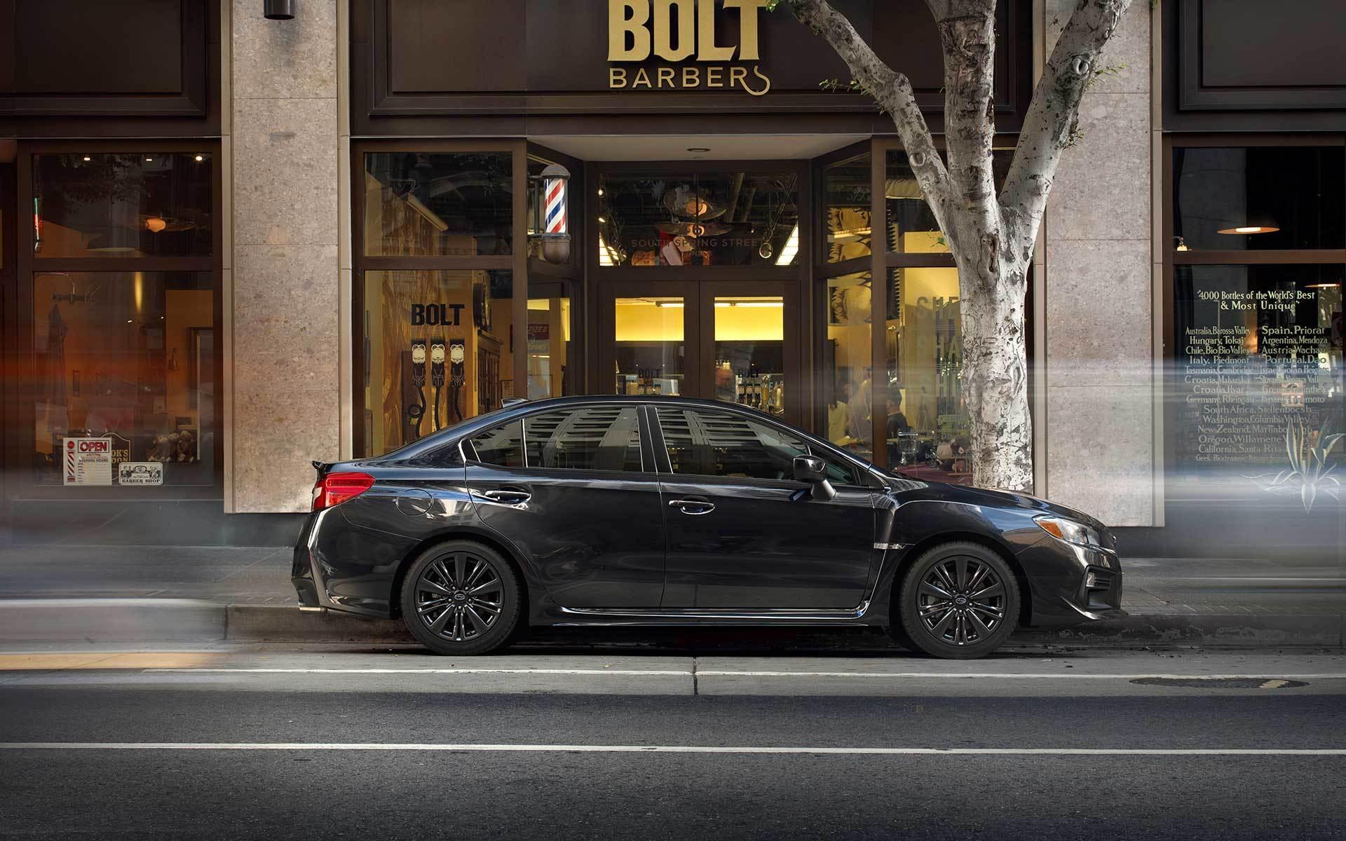 2019 Subaru WRX Leasing in Sacramento, CA