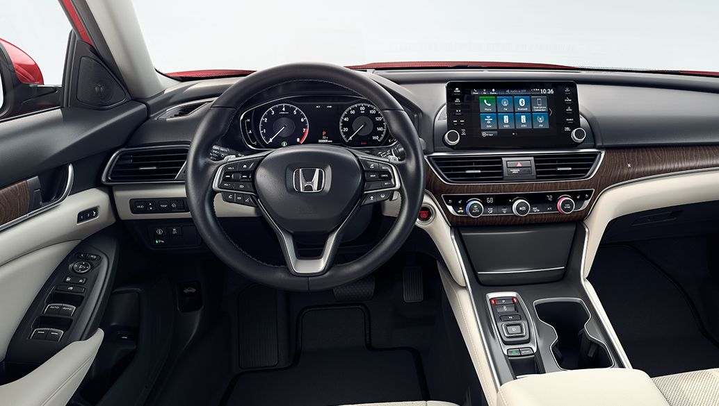 Versatile Features in the 2018 Accord