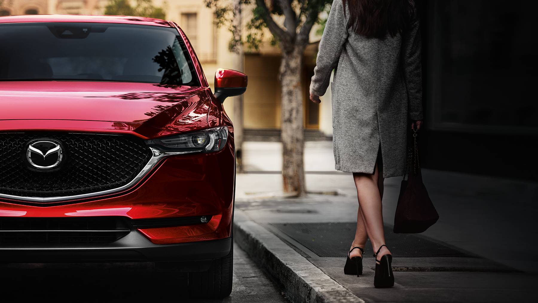 2018 Mazda CX-5 vs 2018 Honda CR-V in West Monroe, LA