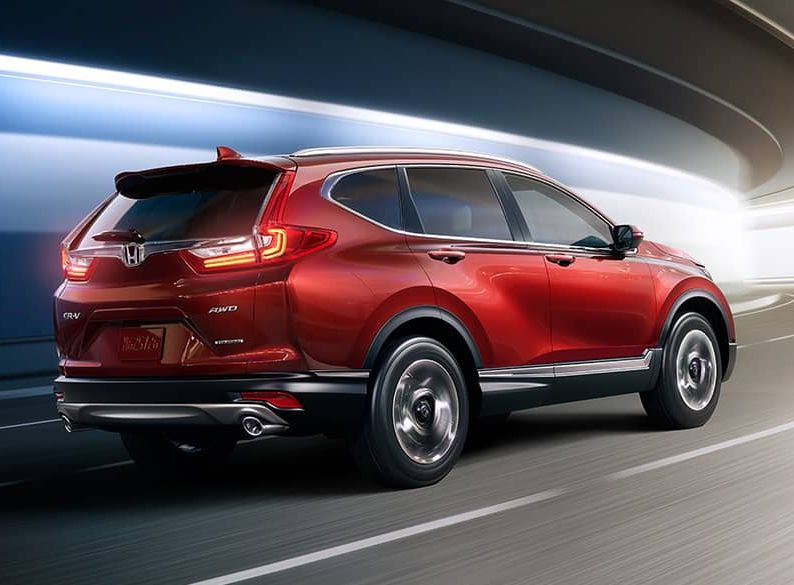 2018 Honda CR-V vs 2018 Ford Escape near Roseville, IL