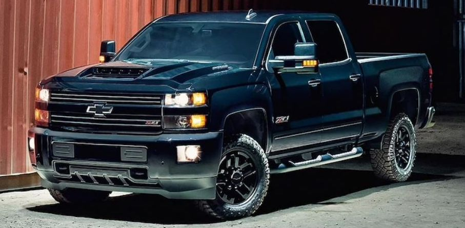 2019 Chevrolet Silverado 2500HD for Sale in Elk Grove, CA