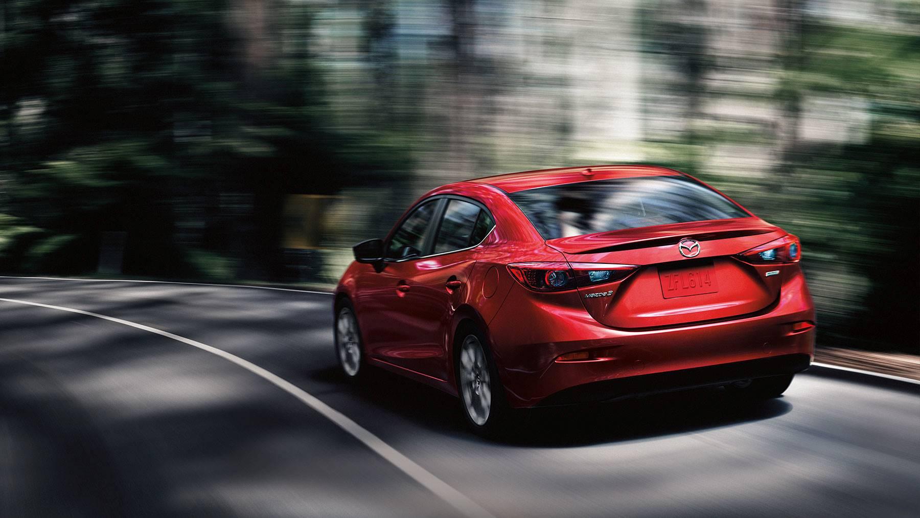 2018 Mazda3 vs 2018 Ford Focus in Sacramento, CA